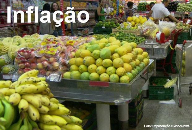 Inflação (Foto: G1)