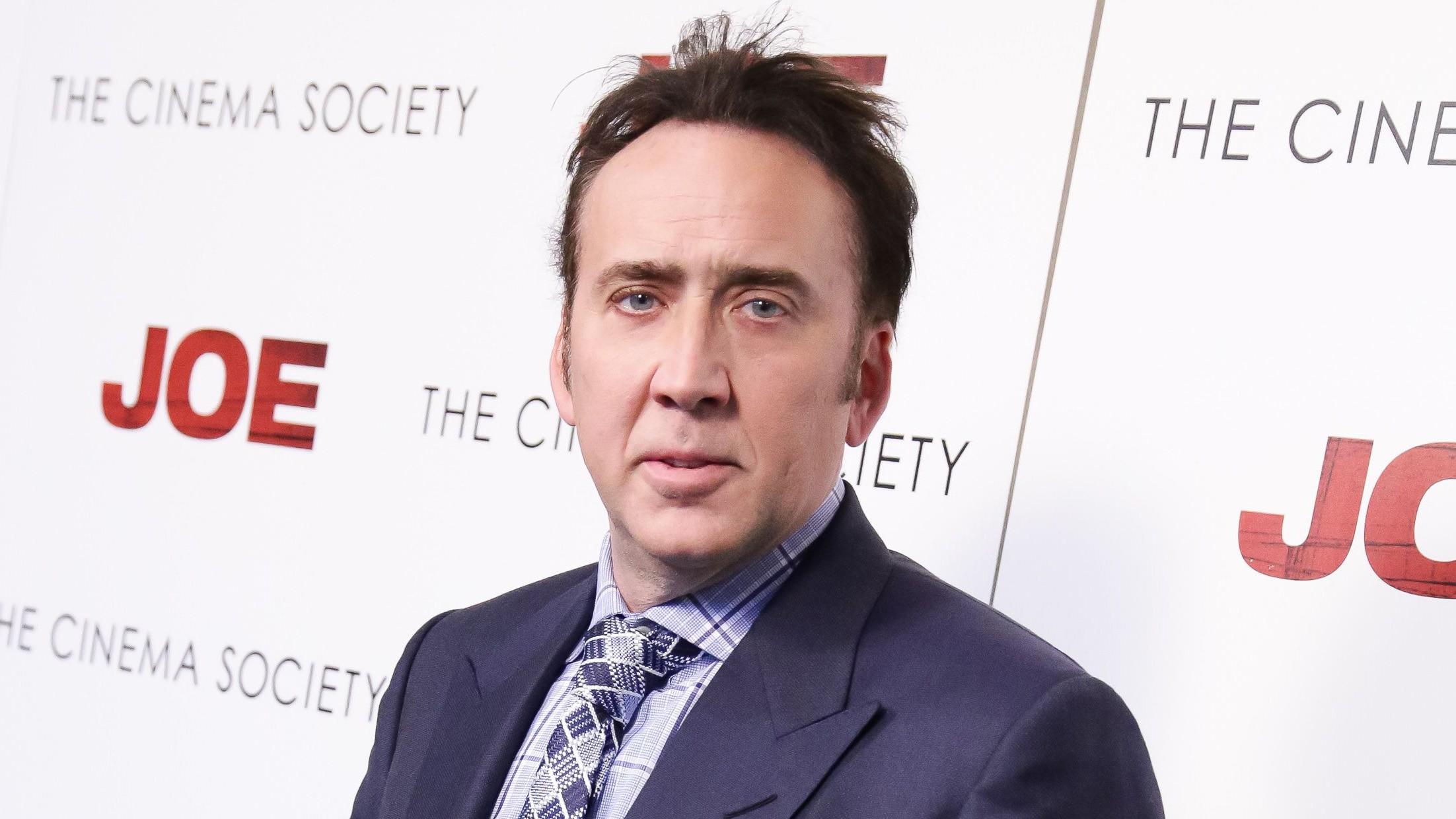 Nicolas Cage (Foto: Divulgação)
