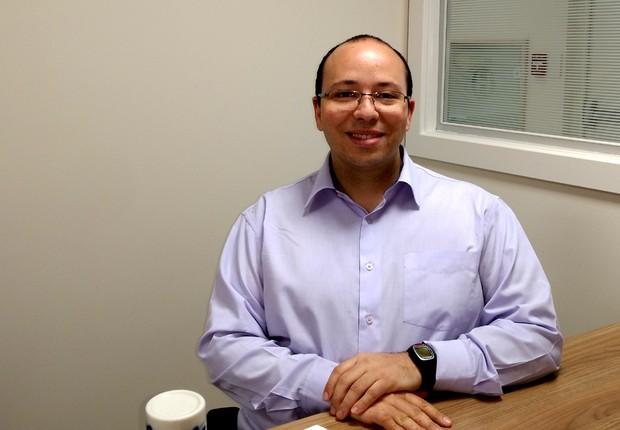 Ricardo Monezi, doutor e médico comportamental da Unifesp (Foto: Divulgação)