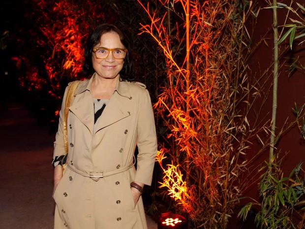 Regina Duarte em premiação em São Paulo (Foto: Marcos Ribas/ Foto Rio News)