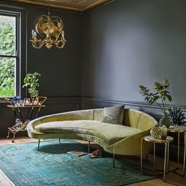 20 sofás redondos para você ter em casa (Foto: Divulgação)