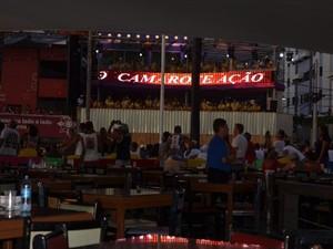 Restaurante Barravento, na Barra, em Salvador, na Bahia (Foto: Divulgação/Barravento)