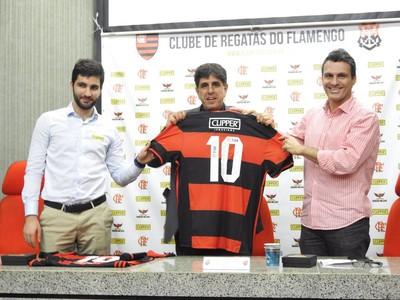 Camisa Flamengo Clipper (Foto: Fred Gomes)