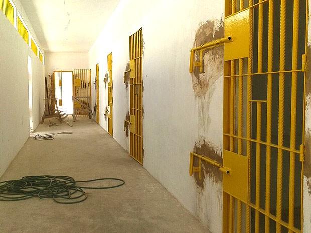 No interior, governo diz ter reformado e ampliado unidades (Foto: Divulgação / Sejap)