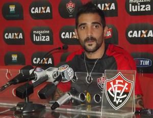Escudero Vitória (Foto: Divulgação / Esporte Clube Vitória)