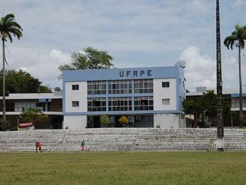 Universidade Federal Rural de Pernambuco (Foto: Vanessa Bahé/G1)