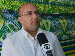 Valdir Oliveira (Foto: Reprodução / TV Asa Branca)