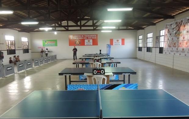 Centro de Treinamentos em Tobias Barreto é inaugurado (Foto: Filippe Araújo/FSF)