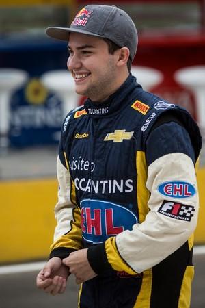 Felipe Fraga, piloto do Tocantins na Stock Car (Foto: Bruno Terena/Red Bull Content Pool)