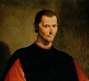 Maquiavel (Foto: Reprodução)