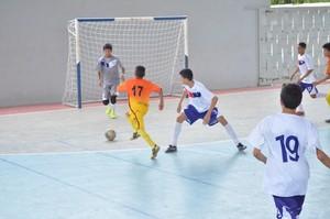 Roraimense de Futsal Sub-15 (Foto: Nailson Wapichana)