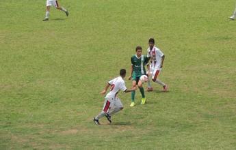 Porto Vitória e Vilavelhense vencem na ida da semifinal da Copa ES Sub-17