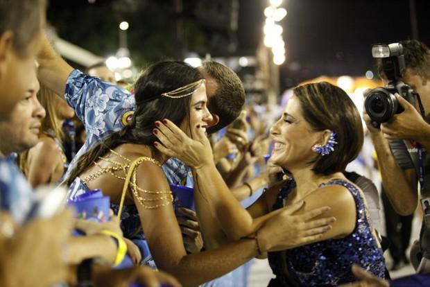 Gloria Pires e Antonia Morais (Foto: Marcos Serra Lima/ EGO)