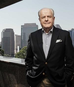 """Roberto Teixeira da Costa: """"A presidente da Petrobras foi omissa"""""""