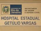 Cidadãos enfrentam problemas também nos hospitais federais no RJ