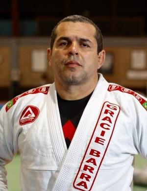 Sensei Henrique Machado 5º grau (Foto: Henrique Machado/ arquivo pessoal )