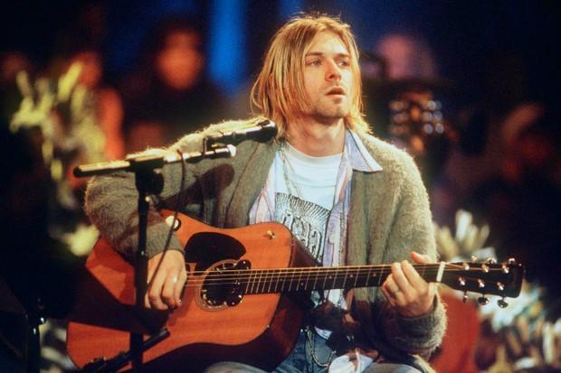 Nirvana Unplugged (Foto: reprodução)