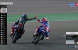 Italiano Francesco Bagnaia vence a prova da Moto2 no Qatar