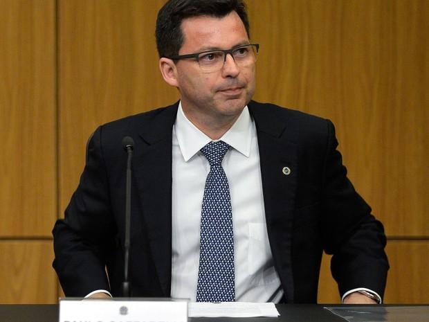 Paulo Caffarelli, o novo presidente do Banco do Brasil (Foto: Wilson Dias/ Agência Brasil)