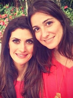 Isabella Fioreino e Carolina Fiorentino (Foto: Reprodução/Instagram)