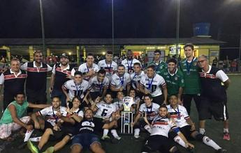 Futebol 7: Santa Cruz bate Condor e sagra-se campeão do Pernambucano