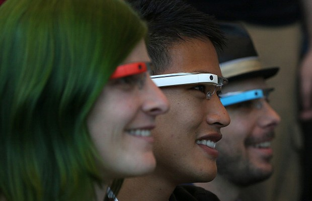 Google Glass (Foto: GettyImages)