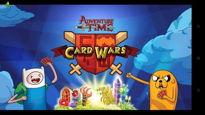 Personagens do desenho Hora de Aventura se reunem para torneio de carts (Foto: Divulgação)