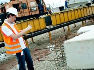 Profissão de técnico em edificações tem salários mais altos (Foto: Flavio Moraes/ G1)
