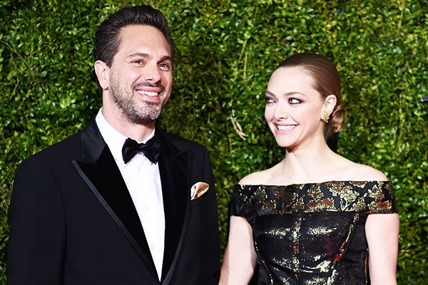 Amanda Seyfried e Thomas Sadoski (Foto: Getty Images)