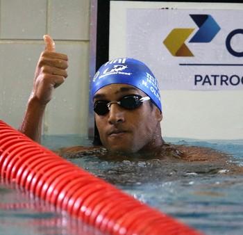 Nicolas Oliveira, natação, Open (Foto: Satiro Sodré / SSPress / CBDA)