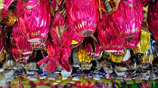 Ovos de Páscoa, Supermercado (Foto: André Luiz D. Takahashi / Flickr)