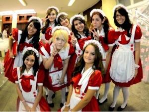 Concurso de cosplayers está na programação do Sana (Foto: Humberto Mota/ Sana)