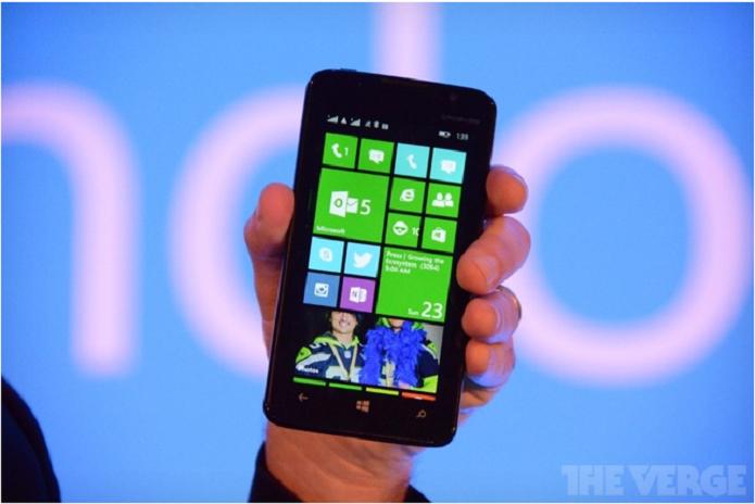 Windows Phone 8.1 ganhará suporte a aparelhos com dois chips (Foto: Reprodução/The Verge)