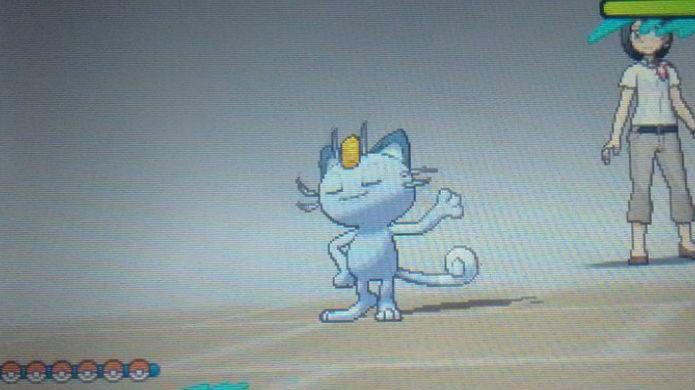 Pokémon Sun e Moon: O Meowth de Alola abandona o tipo Normal (Foto: Reprodução / Thomas Schulze)