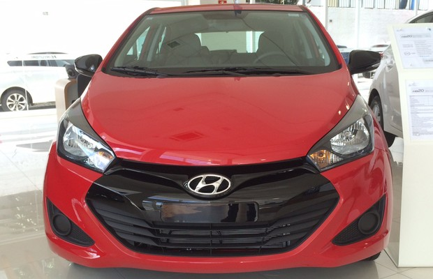 Hyundai HB20 Spicy (Foto: Guilherme Blanco Muniz/Autoesporte)
