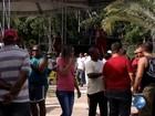 Líder da greve da PM na Bahia chega a Brasília e vai para presídio