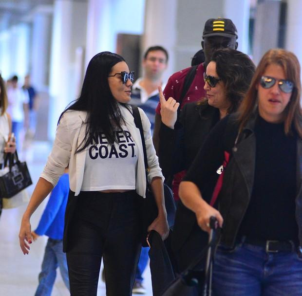 Ana Carolina e Letícia Lima (Foto: AgNews / AgNews)