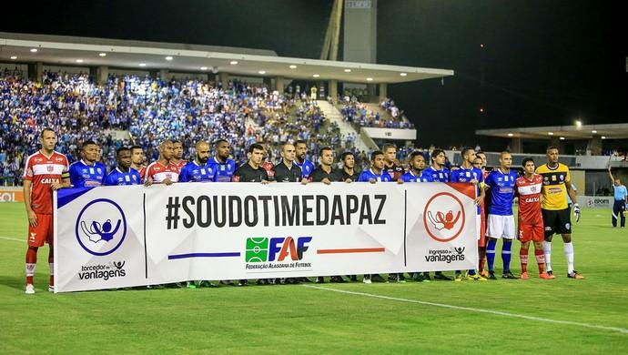 CSA x CRB - Copa do Nordeste (Foto: Ailton Cruz/Gazeta de Alagoas)