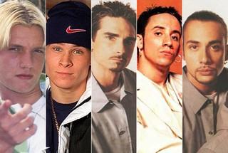 Backstreet Boys  (Foto: Reprodução / Reprodução)