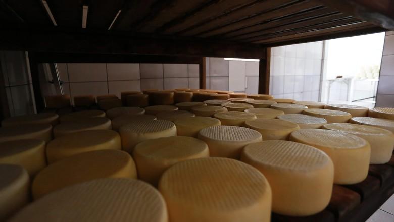queijo-minas-artesanal-araxa (Foto: Silva Junior/Editora Globo)