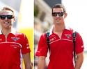 Marussia volta atrás e desfaz troca de Chilton por Rossi no GP da Bélgica