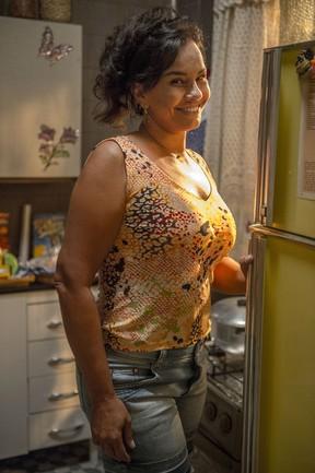 Solange Couto como Vanda, na nova temporada de Malhação (Foto: Globo/Renato Rocha Miranda)