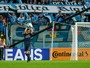 """Grêmio precisa transformar o """"jogo bonito"""" em conquistas, diz Grohe"""