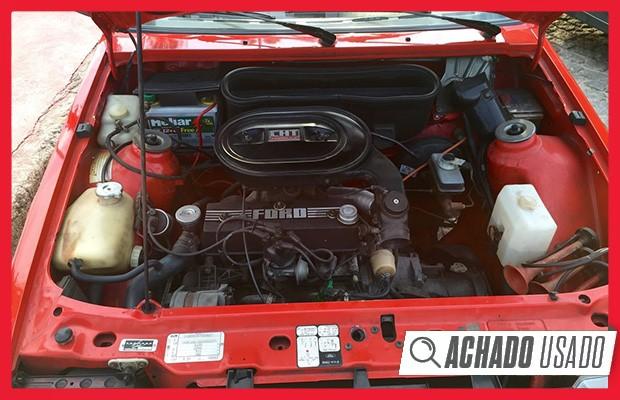 Motor CHT tem uma dose pequena de pimenta para entregar um desempenho razoável (Foto: Reprodução)