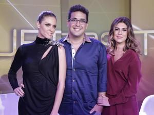 André Marques e Fernandas (Foto: Fábio Rocha/TV Globo)