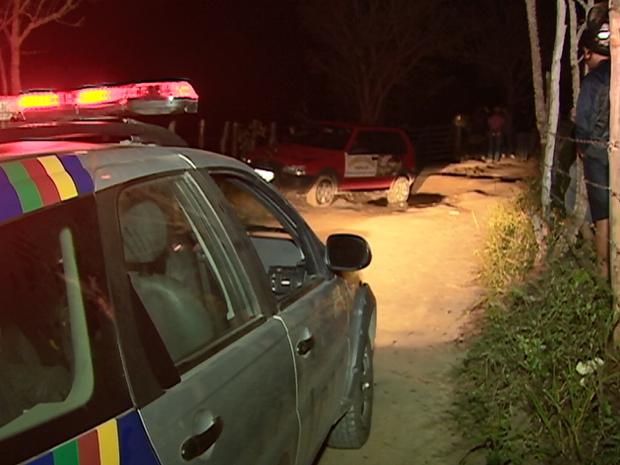 Três conselheiros tutelares e uma idosa são mortos a tiros em Poção, Pernambuco (Foto: Reprodução/ TV Asa Branca)