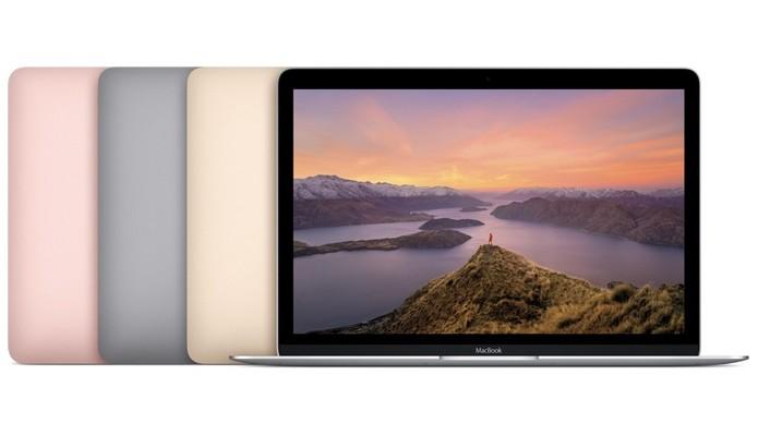 Display do Macbook tem 2304 x 1440 pixels de resolução (Foto: Divulgação/Apple)
