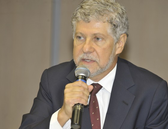 Ex-presidente do Funcef Guilherme Lacerda (Foto: Valter Campanato/Agência Brasil)