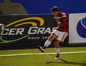 Flamengo vence Atlético de Madri no futebol 7 (Foto: Davi Pereira/JornalF7.com)
