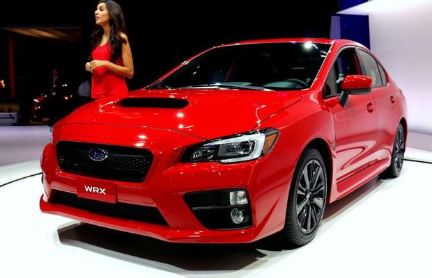 Subaru Impreza WRX (Foto: Julio Cabral)